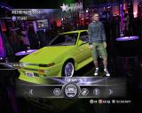 Juiced 2: Hot Import Nights Windows Career mode main menu