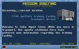 Blake Stone: Planet Strike! DOS Mission briefing