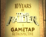 Lara Croft: Tomb Raider - Anniversary (Collectors Edition) Windows 10 years of Tomb Raider documentary starts.