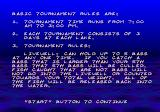 Bass Masters Classic Genesis Tournament rules