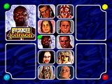 WWF in Your House DOS Lineup of the wrestlers with Ahmed