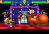 Tempo SEGA 32X One of the bosses is a giant shoe.