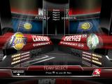 NBA 2K9 Windows Main Menu