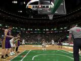 NBA 2K9 Windows The enemy team got a free throw-