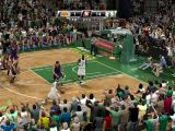 NBA 2K9 Windows Going for the 3-pointer.