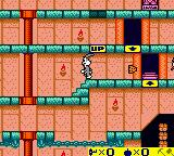 Bugs Bunny: Crazy Castle 3 Game Boy Color An oddly formed bullet, B.B. can easily out run that.