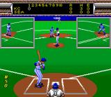 Roger Clemens' MVP Baseball Genesis While pitching the base runners can be seen in little windows to see if they are trying to steal a base.