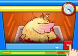 Cooking Mama: Mama Kills Animals Windows Cooking the turkey