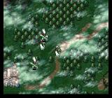 Fire Emblem: Seisen no Keifu SNES Still more opening cinematic, using in-game graphics.