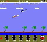 Wings of Fury Game Boy Color I've shot down a Japanese Zero