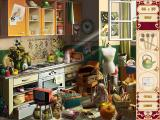 Detective Stories: Hollywood Windows Kitchen set