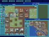 SimCity Enhanced CD-ROM DOS Tokyo city view