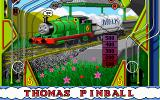 Thomas the Tank Engine and Friends Pinball DOS Percy
