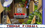 Thomas the Tank Engine and Friends Pinball DOS Toby