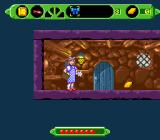 The Wizard of Oz SNES Inside a Munchkin's house
