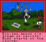 Bugs Bunny in Crazy Castle 4 Game Boy Color Poor deluded fool