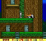Bugs Bunny in Crazy Castle 4 Game Boy Color Down for the count