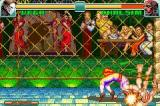 Super Street Fighter II: Turbo Revival Game Boy Advance Vega throws Dhalsim