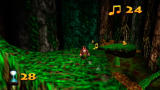 Banjo-Kazooie Xbox 360 Sometimes you'll need to quickly get to Jiggies before they disappear