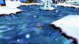 Banjo-Kazooie Xbox 360 Hiding from the snowmen under the water