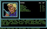 Buck Rogers: Countdown to Doomsday Commodore 64 The game begins...