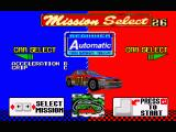 Daytona USA Windows The other available car