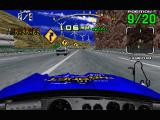 Daytona USA Windows Though a messy desk may be a sigh of genius, a crumpled hood is *not* the sign of a good driver.