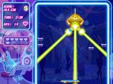 Block Breaker Deluxe Windows Boss battle of the second stage; avoid the laser blasts of the boss
