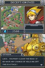 Lock's Quest Nintendo DS Many Clockwork enemies on the map