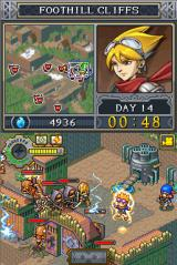 Lock's Quest Nintendo DS Lock clears the battlefield using his Lightning special ability