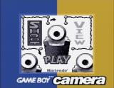 Game Boy Camera (included Games) Game Boy Title screen
