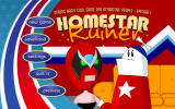 Strong Bad's Cool Game for Attractive People: Episode 1 - Homestar Ruiner Windows Title screen