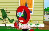 Strong Bad's Cool Game for Attractive People: Episode 1 - Homestar Ruiner Windows Making a call.