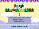 Super Obama World Browser Main menu