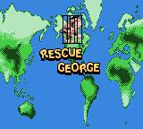 Rampage 2: Universal Tour Game Boy Color You need to destroy numerous cities to rescue George.