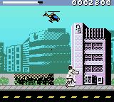 Rampage 2: Universal Tour Game Boy Color I destroyed that building.