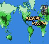 Rampage 2: Universal Tour Game Boy Color Next, we rescue Ralph.