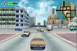 Driv3r Game Boy Advance Driving on Miami's streets.