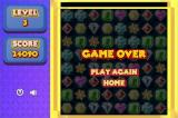 Gems Swap Browser I ran out of time. Game over.