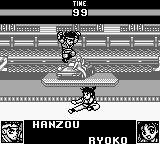 World Heroes 2 JET Game Boy hanzou learn to fly