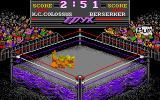 Championship Wrestling Atari ST That hurts!