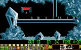 Lemmings DOS Bashing through a wall  (VGA)