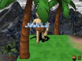 3D Caveman Rocks Windows Starting Jungle, level one