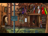 Broken Sword 2.5: The Return of the Templars Windows George has located the Hotel Ubu