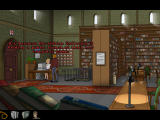 Broken Sword 2.5: The Return of the Templars Windows George travels to England to a library