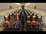Broken Sword 2.5: The Return of the Templars Windows On an airplane to China