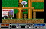 Bionic Commando Atari ST Starting level one