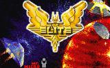 Elite Atari ST Title screen
