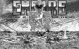 Empire: Wargame of the Century Atari ST Title in high resolution