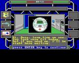 Omnicron Conspiracy Amiga Seeking the medic bot